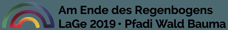 LaGe 2019 - Am Ende des Regenbogens
